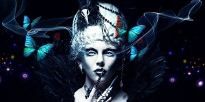 miss twisted makeup cover design