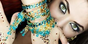indian makeup facebook covers