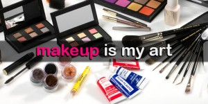 makeup is my art fb cover