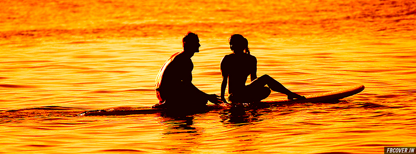 surf couple fb covers