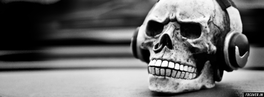 skull music fb covers photos