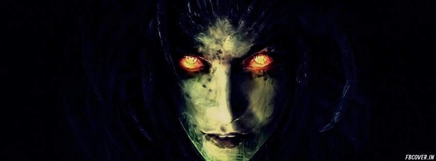 horror girl cover photos