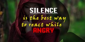silence is the best way fb covers