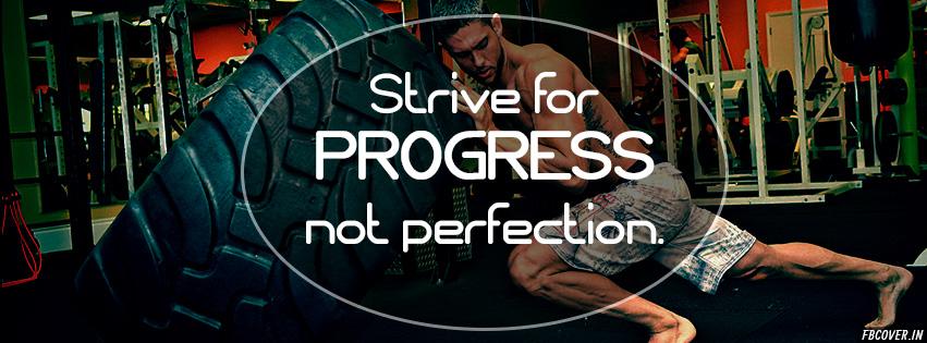strive for progress health timeline covers