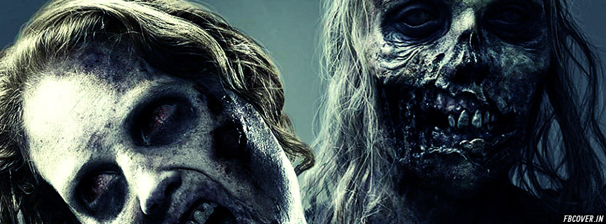 the walking dead horror fb covers