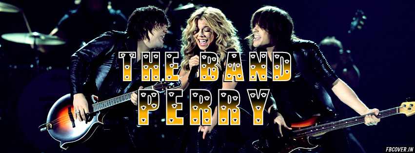 the band perry facebook covers