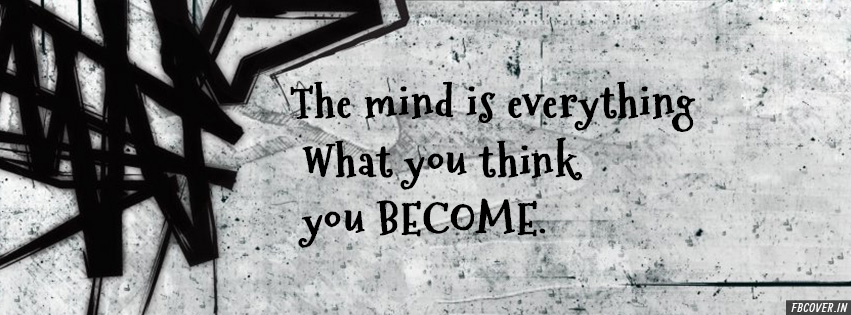 the mind is everything fb covers