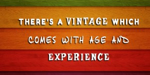 vintage experience timeline covers