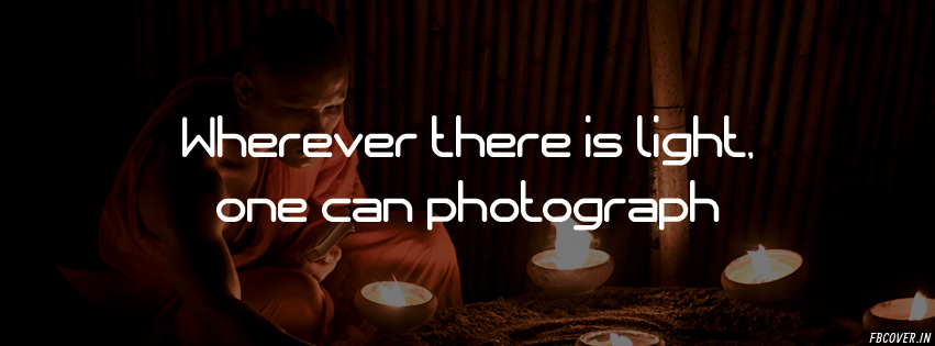 where ther is light photography covers