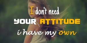 my own attitude popular covers