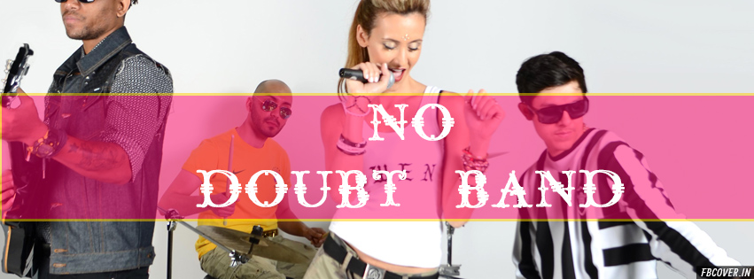 no doubt band timeline covers