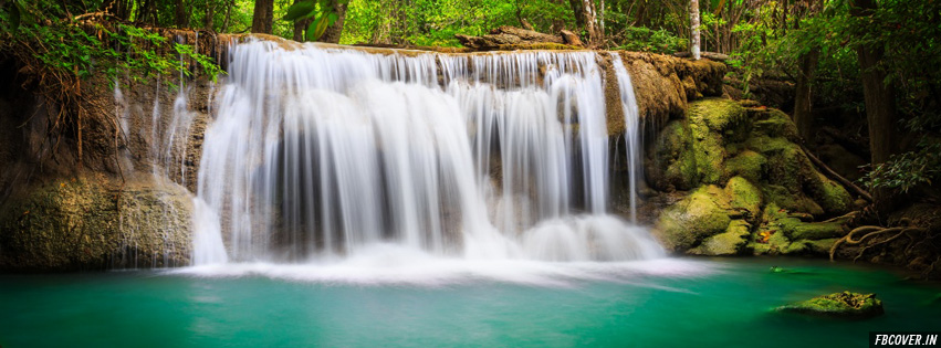 rainforest waterfall best fb covers