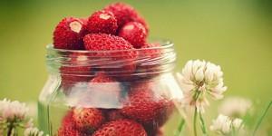 sweet strawberries fb covers