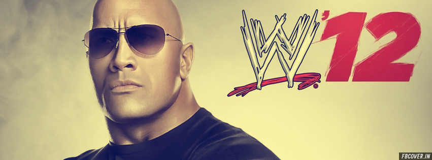 the rock wwe facebook covers
