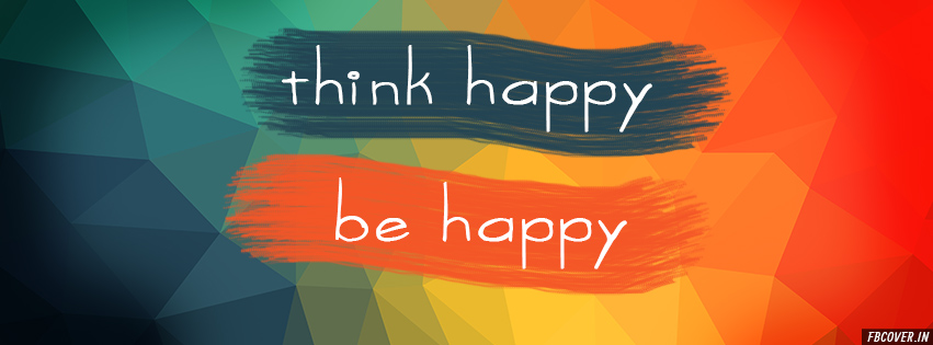 think happy be happy cover photos