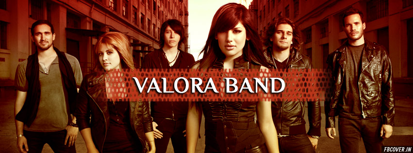 valora band fb cover photos