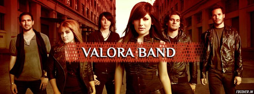 valora band fb cover photos