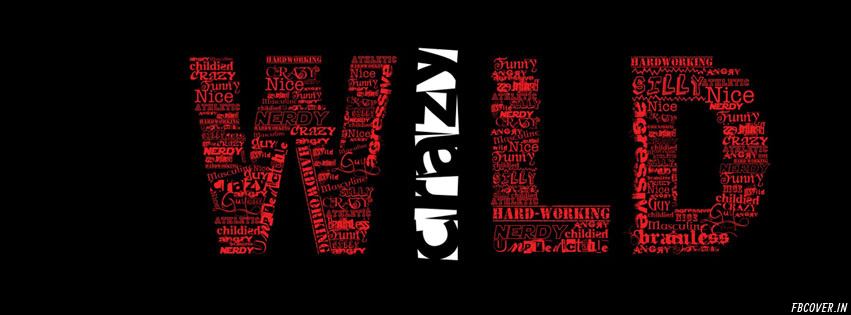 wild typography cover photos
