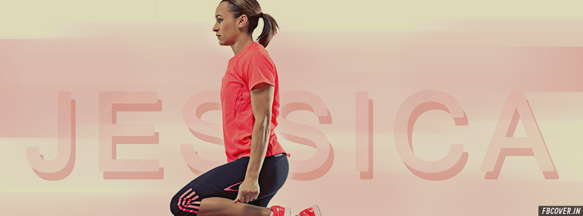 jessica ennis facebook covers