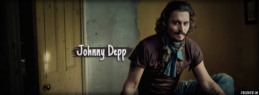 johnny depp facebook covers