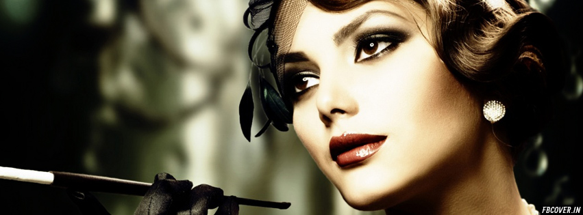woman retro best fb covers