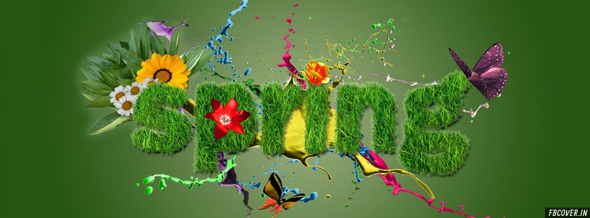 spring time latest fb covers