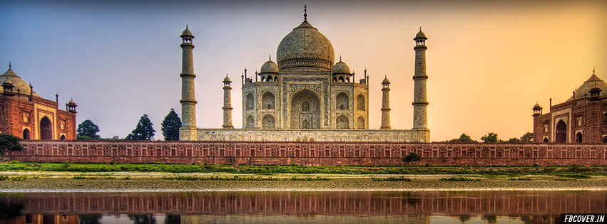 taj mahal india fb covers