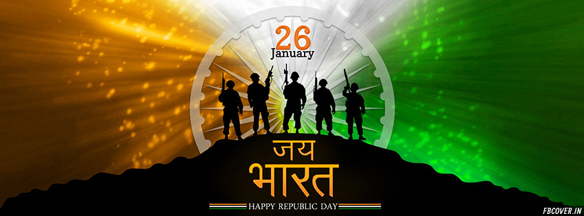 happy republic day india fb covers