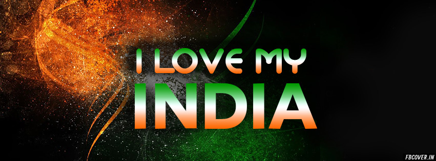 i love my india facebook covers
