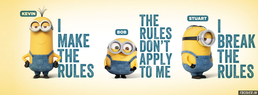 minions bob kevin and stuart fb cvers