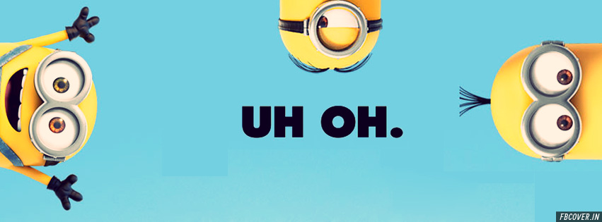 minions playing - Facebook Covers
