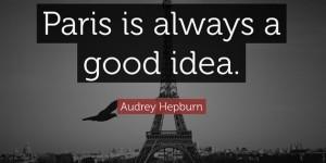 audrey hepburn paris quotes fb covers