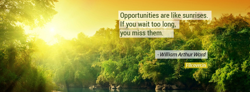 william arthur ward quote facebook covers