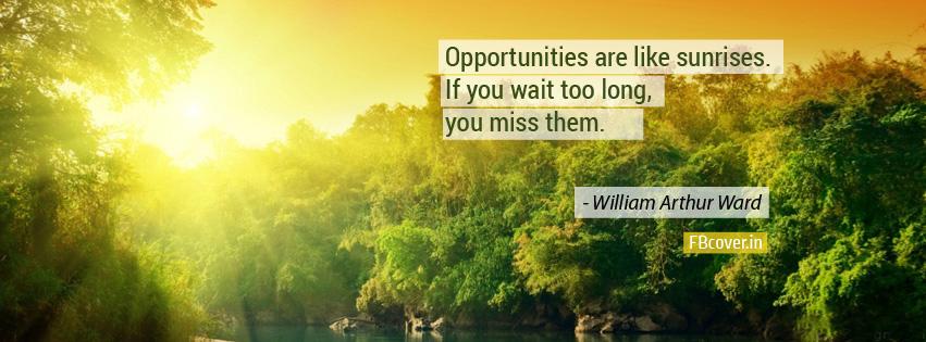 william arthur ward quote facebook covers