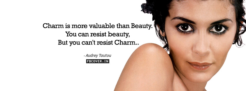 Audrey Tautou Quotes