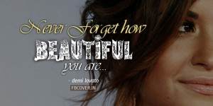 demi lovato quotes fb cover photo