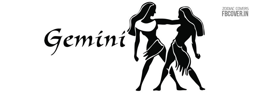 gemini zodiac symbol fb covers