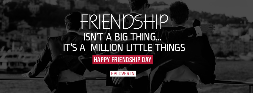 happy friendship day best quotes facebook covers