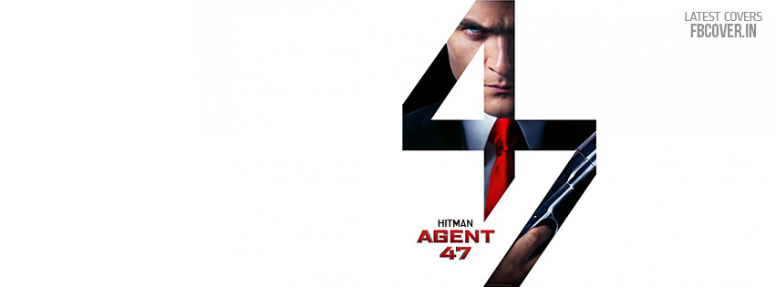 hitman agent 47 fb covers