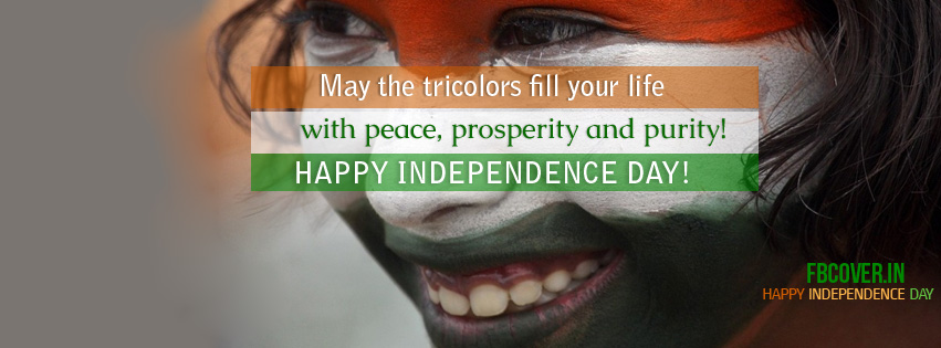 indian independence day quotes facebook covers
