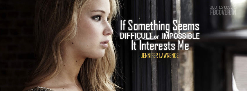 jennifer lawrence best facebook covers