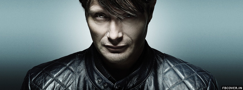 mads mikkelsen hannibal facebook covers