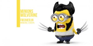 minions wolverine facebook covers photos