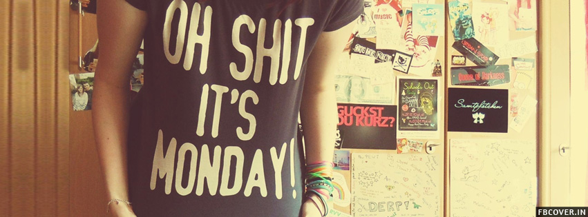 oh shit its monday fb covers