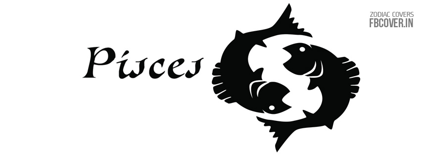 pisces zodiac symbol fb covers