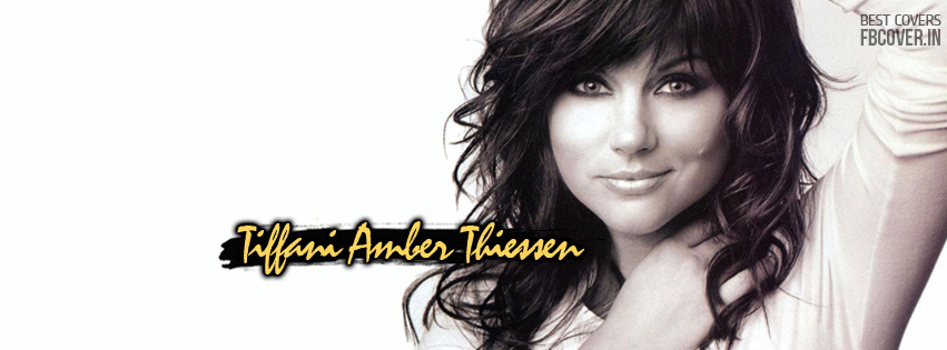 tiffani amber thiessen fb covers