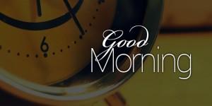 good morning fb cover