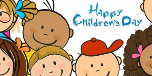 happy children's day fb covers