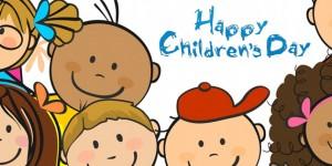 happy children's day fb covers