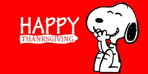 snoopy thanksgiving fbcover